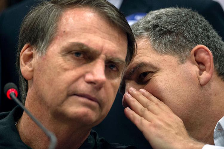 Áudios foram publicados nesta terça-feira, 19 - Foto: Mauro Pimentel   AFP