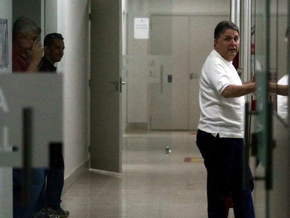 O secretário de Governo de Campos dos Goytacazes e ex-governador do Rio de Janeiro, Anthony Garotinho, chegou a ser preso na Operação Chequinho (Foto: Wilton Júnior/Estadão Conteúdo)