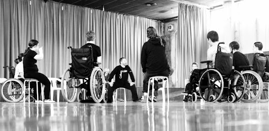 Bernardo Ricou Gama: Meet the GYROKINESIS® Master Trainer & DanceAbility® Teacher That's Making Waves with Mixed-Ability Movement Community