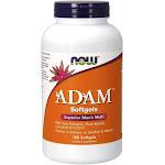 Now Adam Men's Multiple Vitamin - 180 Softgels