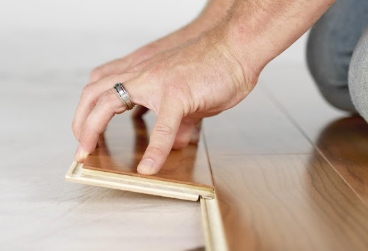 How to Install Glue less Laminate Flooring
