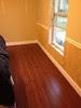 Mike's new floor