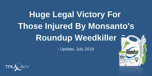 Roundup Lawsuit - Compensation for Non-Hodgkins Lymphoma