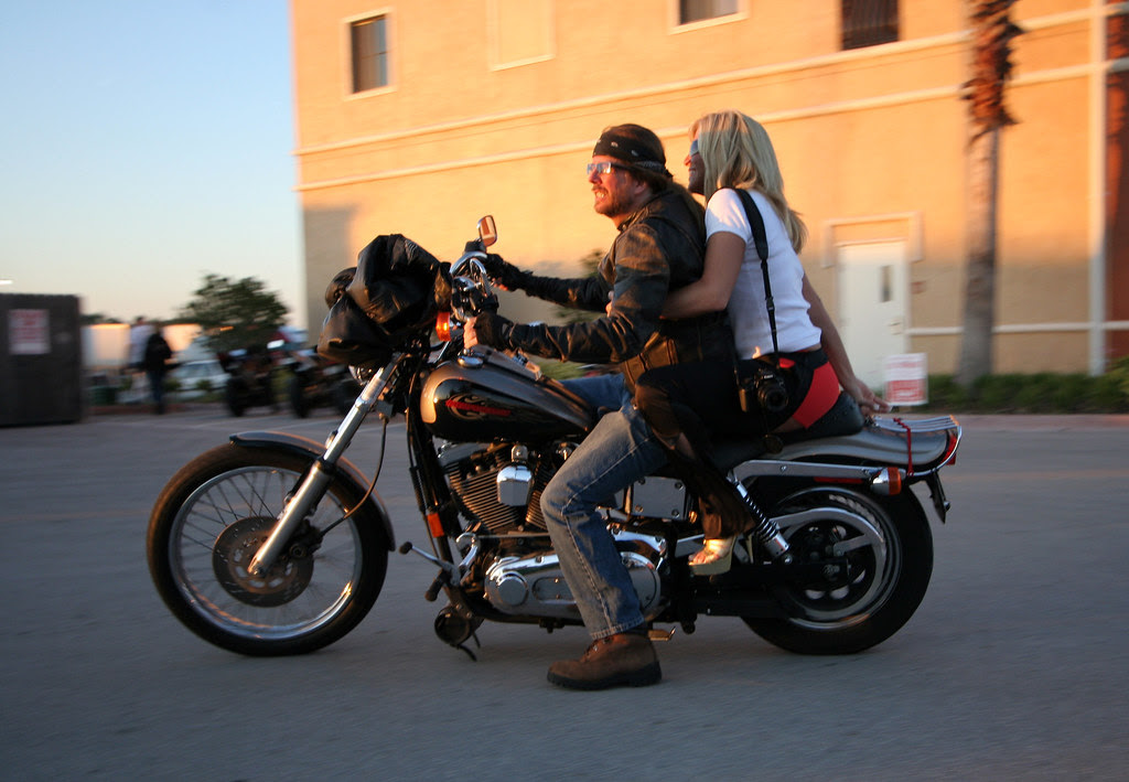 Daytona Bike Week 2008 - People