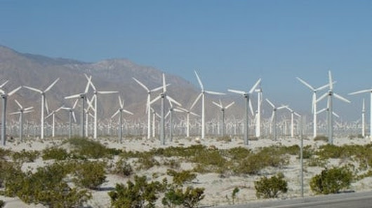 Wind Power Found to Affect Local Climate