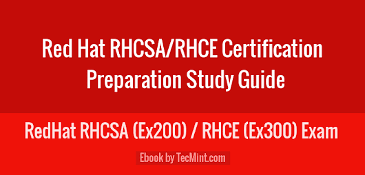 Ebook: Introducing the RHCSA and RHCE Exam Preparation Guide