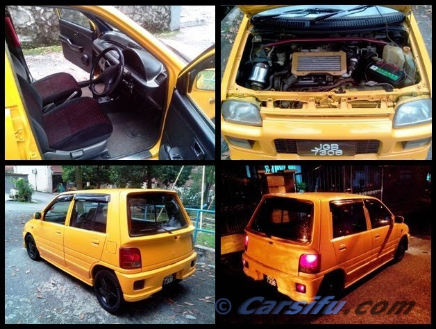 Perodua Kancil L2s For Sale in Klang Valley by Faiza