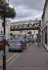 Bath Street Railway Bridge