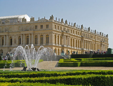 Versailles France - Former Capital City of France