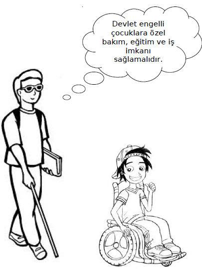 çocuk Hakları Nelerdir Resimli Anlatım