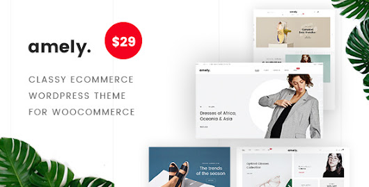 Amely - eCommerce WordPress Theme for WooCommerce - Theme88.Com – Free Premium Nulled Cracked Themes & Plugins & PHP Scripts and More