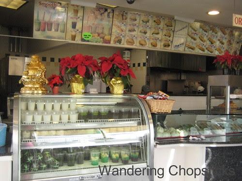 Saigon's Bakery and Sandwiches - San Gabriel 2
