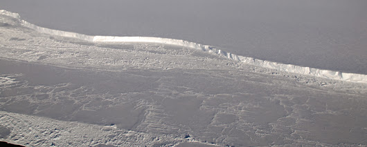Antarctic Ice Shelves Rapidly Thinning | Scripps Institution of Oceanography, UC San Diego