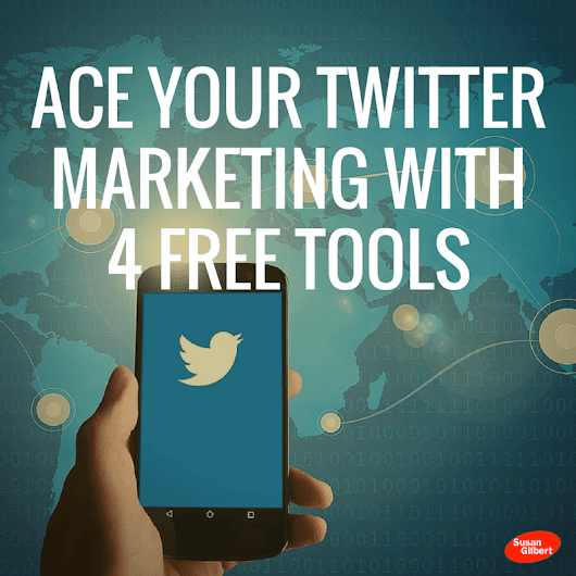 Ace Your Twitter Marketing With 4 Free Tools         ~          Social Media Spider