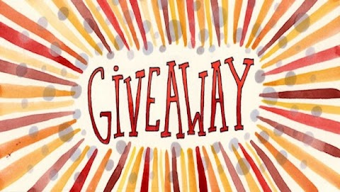 May Giveaway by Irsalina Lovely