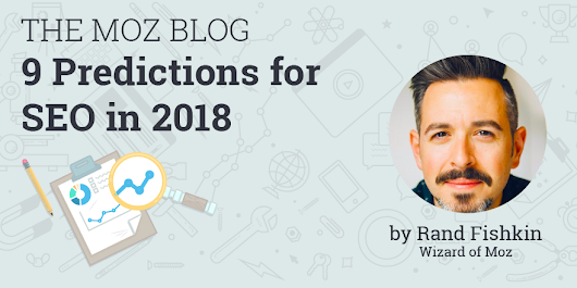 9 Predictions for SEO in 2018