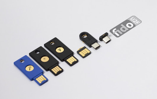 Making the most out of your YubiKey 4 – Kamus Hadenes – Medium
