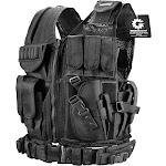 Barska VX-200 Tactical Vest (Plus Size) BI13196