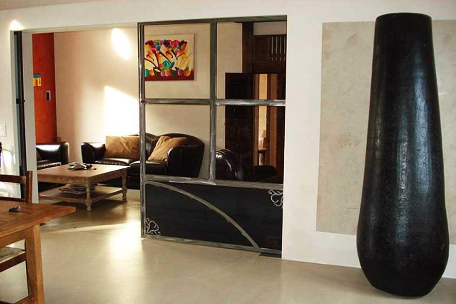 Pavimenti in cemento spatolato per interni moderni pavimento moderno - Pavimenti in cemento per interni ...