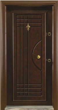 modern door design in kerala  | Kerala Apartment Design