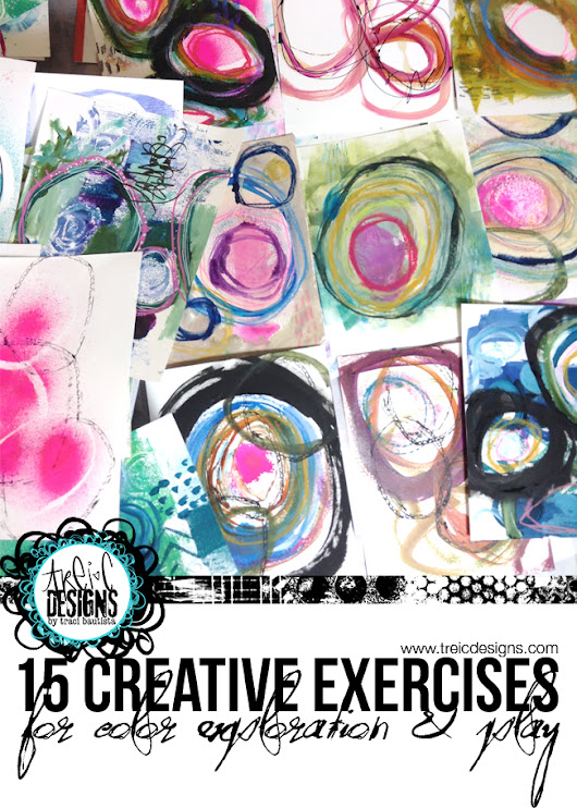15 creative exercises for color exploration + PLAY