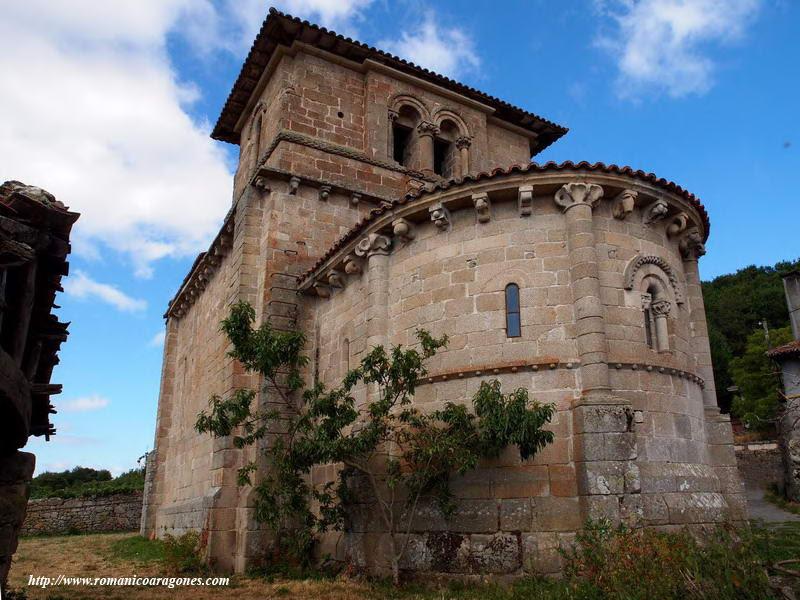 Resultado de imagen de Monasterio de San Miguel (Eiré