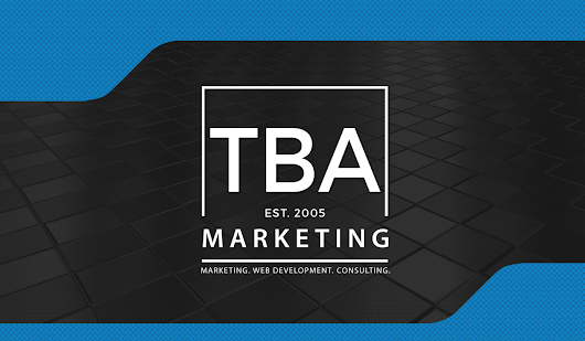 TBA Marketing - Social Media, Web Design, Hosting, & Custom Products