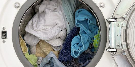 Putting a Tea Towel in Your Dryer Could Cut Drying Time by a Third