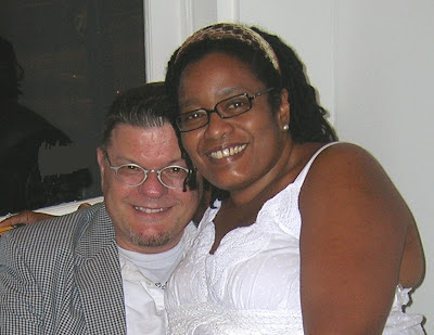 Tim Tate and Cheryl Derricote