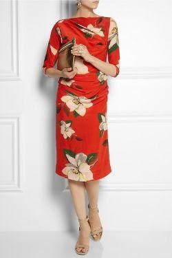 Vivienne Westwood Anglomania Shaman Dress