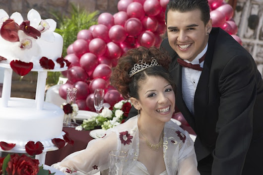 The Perfect Venue for a Quinceanera to Remember - Chandler's Gardens