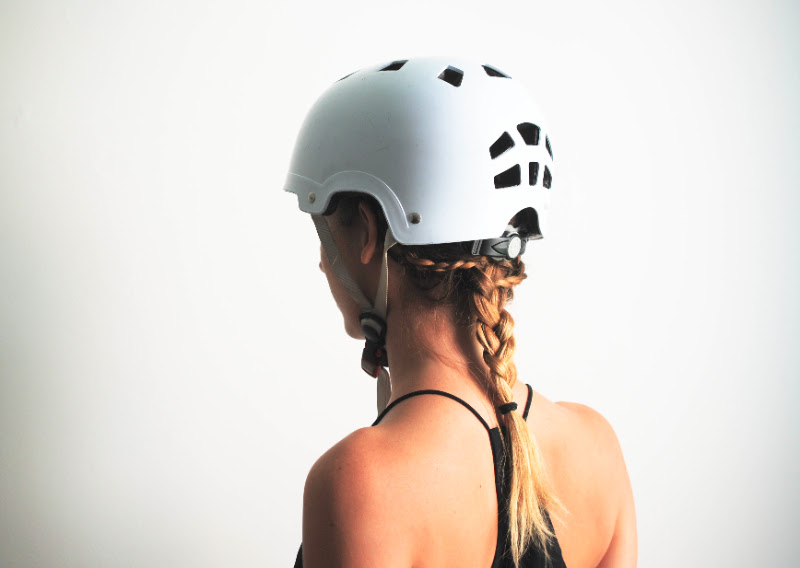 How To Style Your Hair Wearing An Helmet 2 Dentelle Fleursdentelle Fleurs