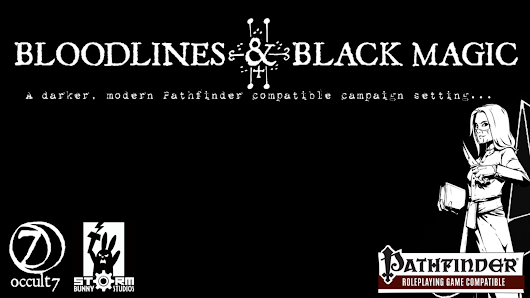 Bloodlines & Black Magic
