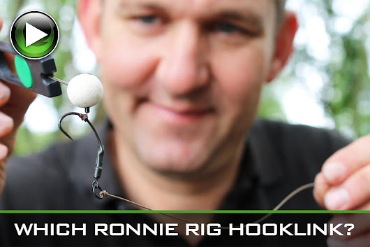 Carp Fishing ~ Which HookLink Should You Use On Ronnie Rigs? ~ Video - Gardner Tackle