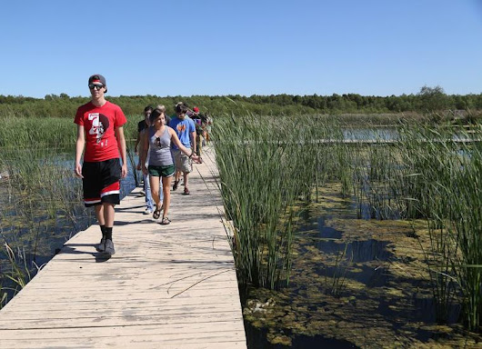 Lake Waco Wetlands to extend boardwalk with help from Cabela's store