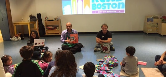 ReadBoston: Getting Kids Access to the World of Words - An Educational Blog for Parents