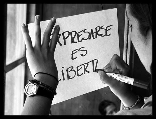 Expresarse es libertad 2