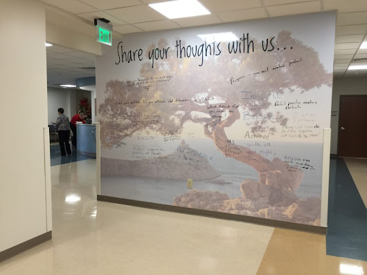 Wall Murals in Hospitals and Rehabilitation Centers > Decorating with Wallpaper Wall Murals