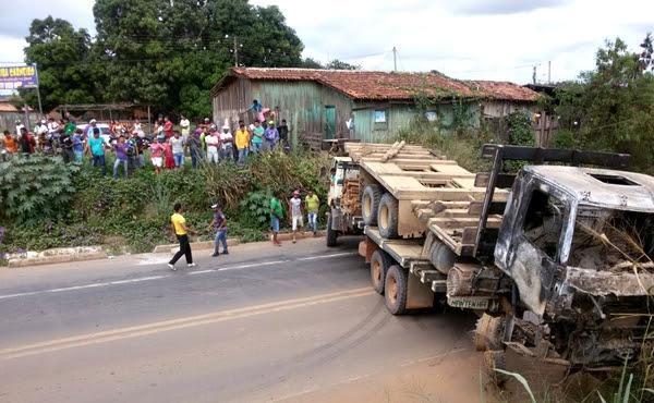 Manifestação em Buriticupu 4