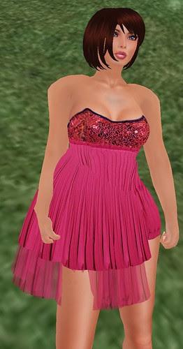 Fashion is Love 1 LP Design Malishka dress
