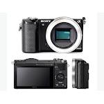 """Sony Alpha a5000 Mirrorless Digital Camera Body Only"""