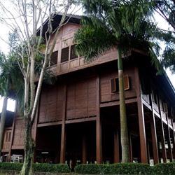 5500 Gambar Rumah Etnik Betawi Modern HD