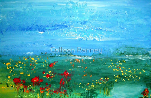 Meadow Pond by Colleen Ranney
