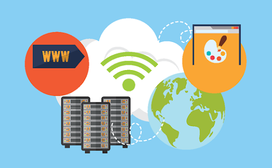 What's the Difference Between Domain Name and Web Hosting (Explained)