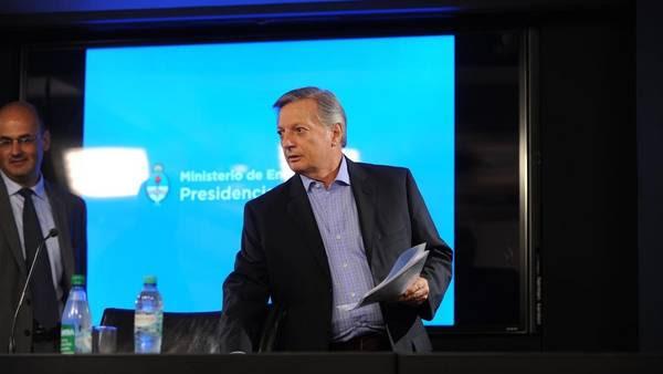 Ministro de Energía , Juan José Aranguren. Foto Guillermo Rodriguez Adami