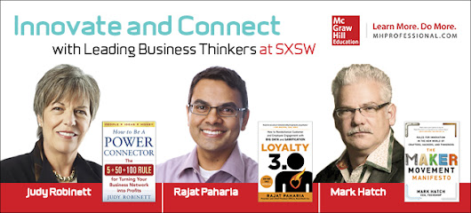 SXSW 2014: Meet Our Authors | BusinessBlog : McGraw-Hill