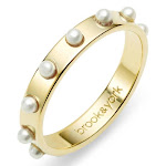 Holly Pearl Ring - Gifts for Mom - Bridesmaid Gifts - Anniversary Gift for Her - Graduation Gifts for Her
