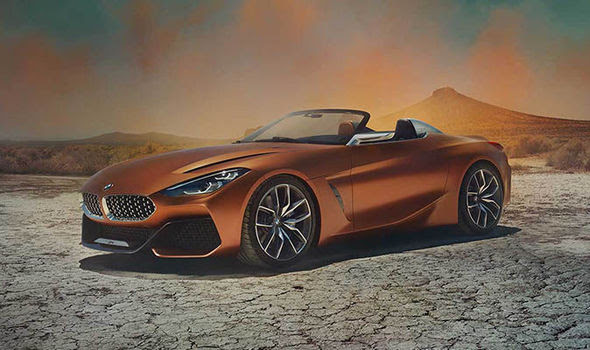 New BMW Z4 2018 coupe leaked pictures 842462