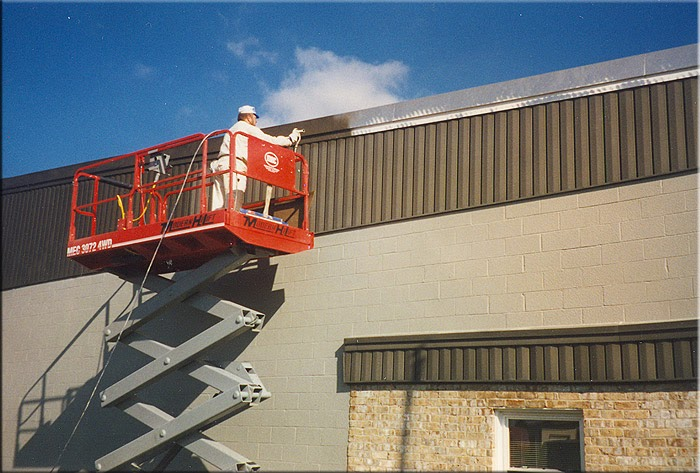 Commercial painting tips common commercial painting errors - Electricity bill highcommon mistakes might making ...