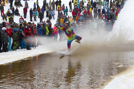 Nor'Beaster Spring Events at Killington